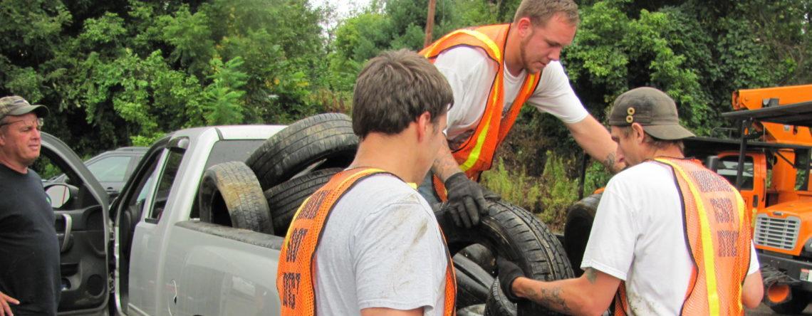 Scioto Tire Amnesty Results