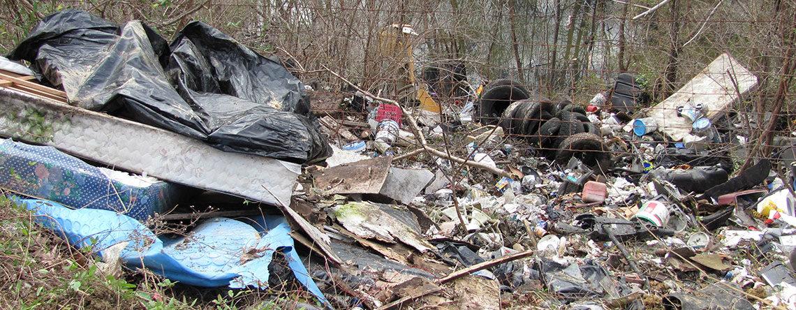 Ohio EPA Scrap Tire Dump Cleanups